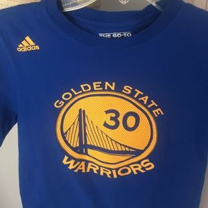 d3bb356c9907 adidas Shirts - Adidas go to tee golden state warriors